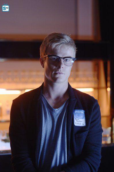 """#Quantico 1x05 """"Found"""" - Caleb"""