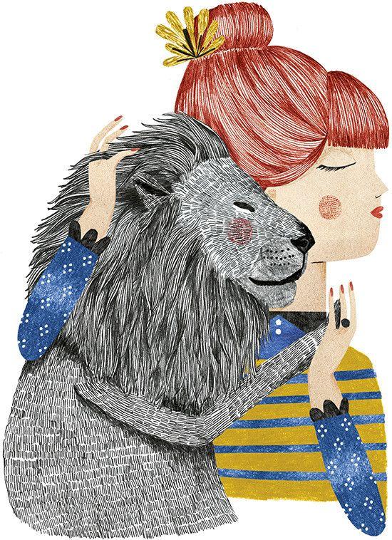 Lion / Lobke van Aar