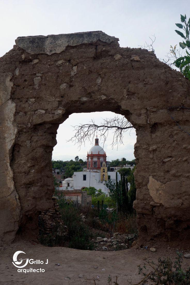 Mineral de Pozos, Guanajuato, México