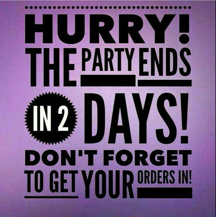 2 days left!! Get your orders in at www.youniqueproducts.com/HollyHeronimus