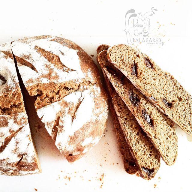 Paladares {Sabores de nati }: Pan de centeno, linaza dorada, chocolate & Masa Madre / artisan rye bread, artisanbread, baking, bread, centeno, home made, chocolate, levito, linaza, linseed, masa madre, pan artesanal, paneartigianale, pão artesanal, poolish, rye bread, sourdough, sourdoughbread,