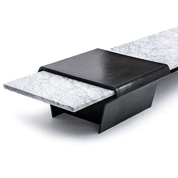 CASTE Design | Nissler Cocktail Table