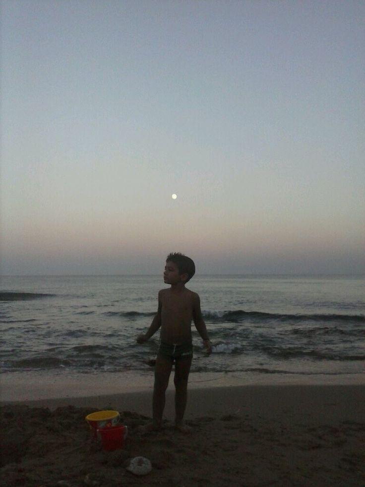 Little boy Spiro :)