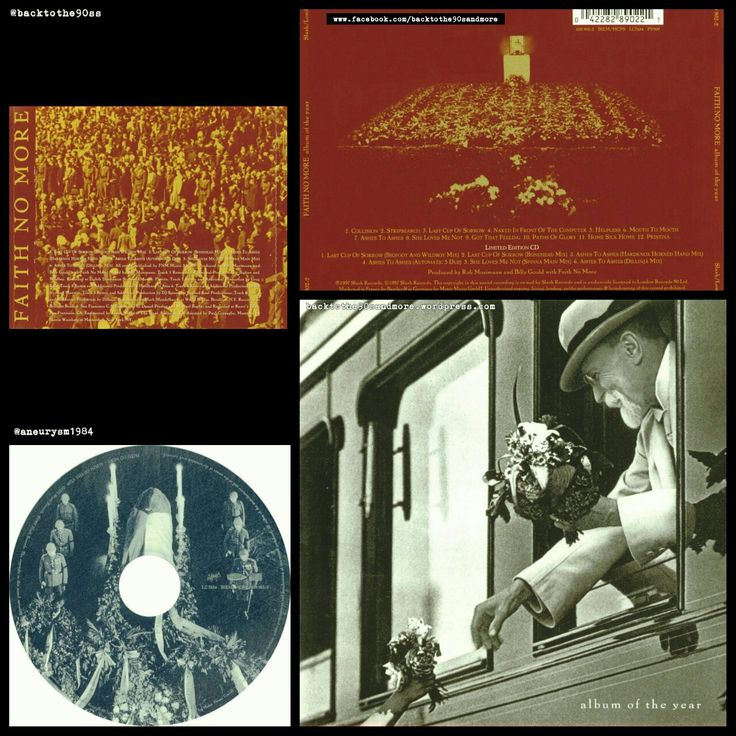 #HappyAnniversary 20 years #FaithNoMore #AlbumoftheYear #album #alternative #metal #experimental #rock #music #90s #90smusic #90srock #90salternative #backtothe90s #BillyGould #MikeBordin #RoddyBottum #JonHudson #MikePatton #RoliMosimann #90salbum #90sband #90sCD #backtothenineties #FNM #CD #US #1997 @faithnomore