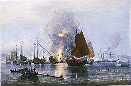 1ère guerre de l'opium
