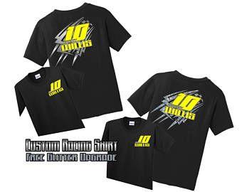 Artikel ähnlich wie Personalized Racing Shirts! Entwerfen Sie Ihr eigenes Hemd, addieren Sie Zahl…   – Svg free files