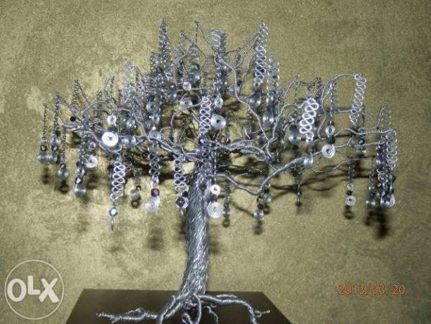 Bijuterii decorative - copacei Bucuresti - imagine 4