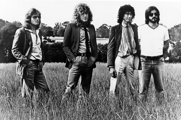 Led Zeppelin were an English rock band active in the late 1960s and throughout the 1970s. Formed as the New Yardbirds in 1968, the band consisted of guitarist Jimmy Page, singer Robert Plant, bassist/keyboardist John Paul Jones, and drummer John Bonham. They are widely considered to be one of the most successful, innovative and influential rock groups in history.
