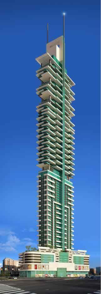 Nathani Heights - Skyline Architects - Mumbai, India