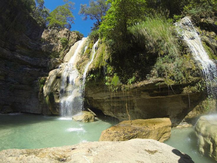 Nosinapela Waterfall, #Madagascar - via The Wandering Soles