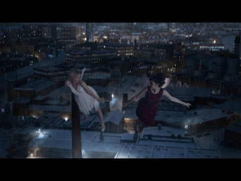 Marks & Spencer Christmas Advert 2014 #FollowTheFairies - YouTube