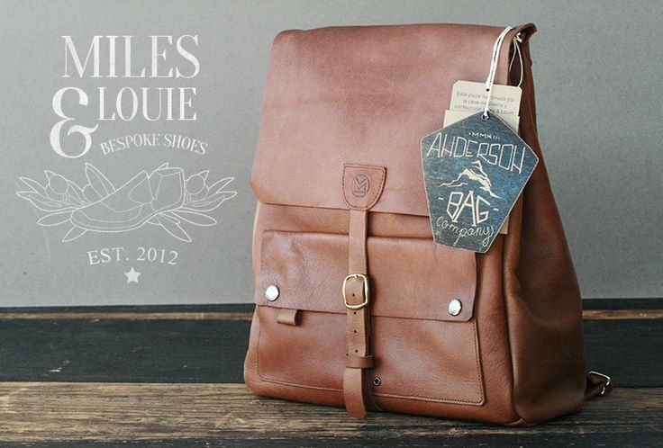 -Anderson backpack-