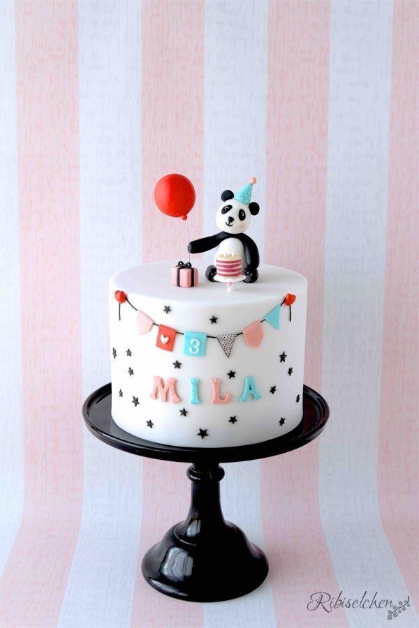 PANDA PARTY: Torte, Sweet Table, Deko, Spiele, uvm.  – VerushCakes