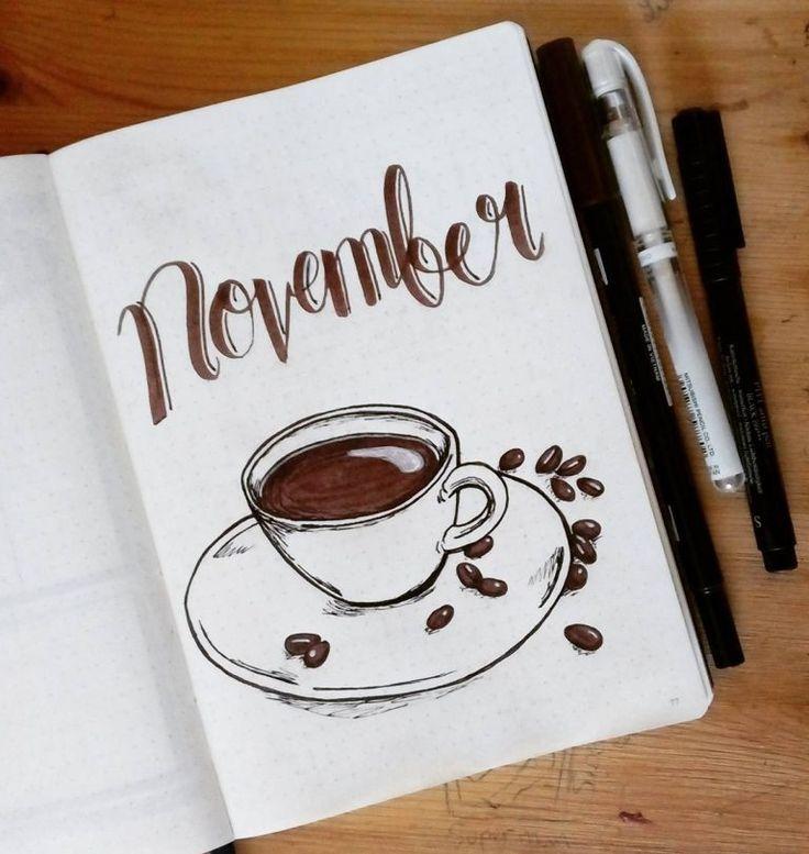 Kaffee Kugel Journal Layout verbreitet Ideen – #Ideen #Journal #Kaffee #Kugel #Layout