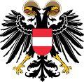 Escudo de la República Austríaca (1934-1938)
