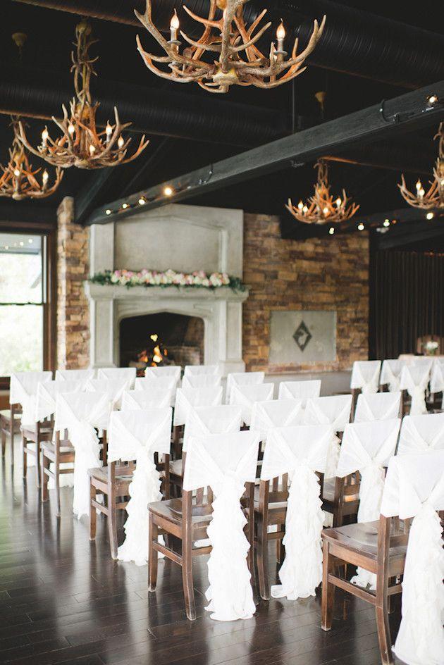 Beautiful Lake House Wedding Organised in Four
