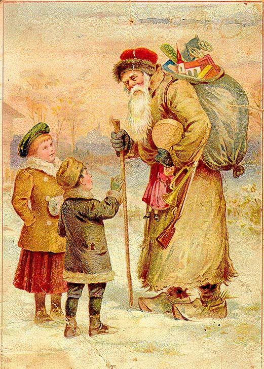 отправился где появилась первая рождественская открытка может