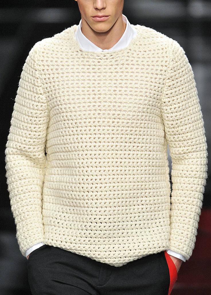 Iceberg F/W '13 | Milan Men's Fashion Week