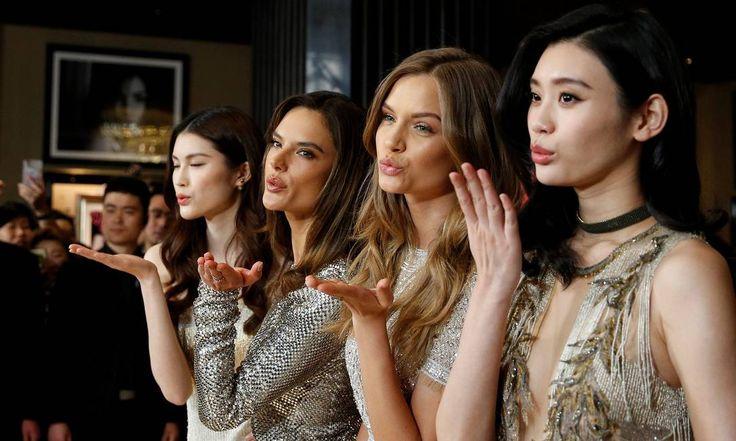 #Desfile anual da Victoria's Secret será em Xangai - Jornal O Globo: Jornal O Globo Desfile anual da Victoria's Secret será em Xangai…