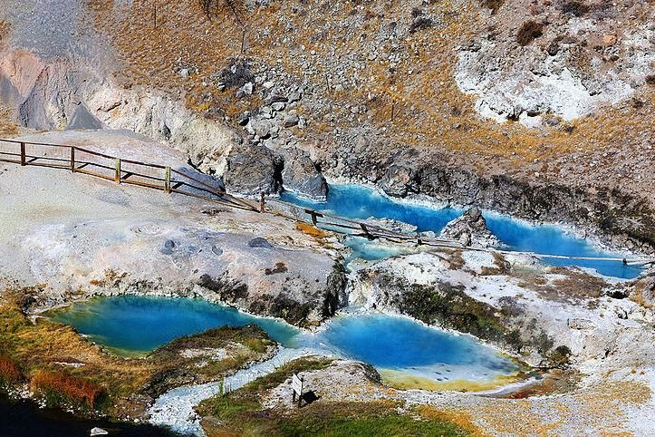See Hot Creek Hot Springs, Mammoth Lakes, California – Bucket List Dream from TripBucket – TripBucket