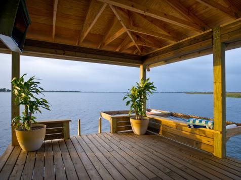 Ideas About Boat Dock On Pinterest Lake And