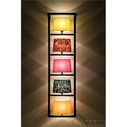 Kinkiety - Lampy ścienne. Lampy design. Designerskie lampy do salonu, sypialni, biura. Designerskie oświetlenie. KARE DESIGN BYDGOSZCZ