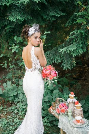 Sophisticated bride - L'Estelle Photography