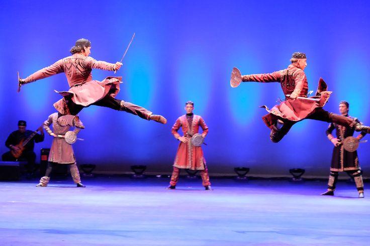 #sukhishvili #dance #georgia #nationalballet #georgianballet #internationaldance #international #sword #jump #gnb #georgiannationalballet