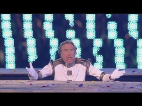 Closing Ceremony - Monty Python Eric Idle - London 2012 Olympic Games:   Makes me laugh every time :)
