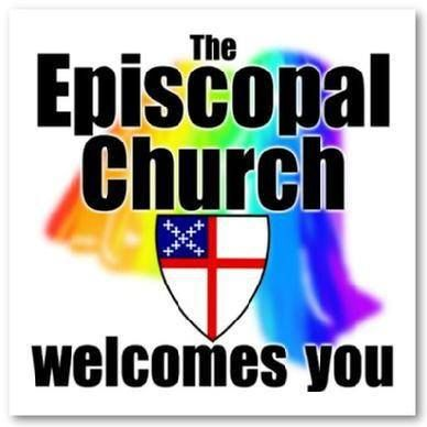 from Benson does the episcopal church welcome gays