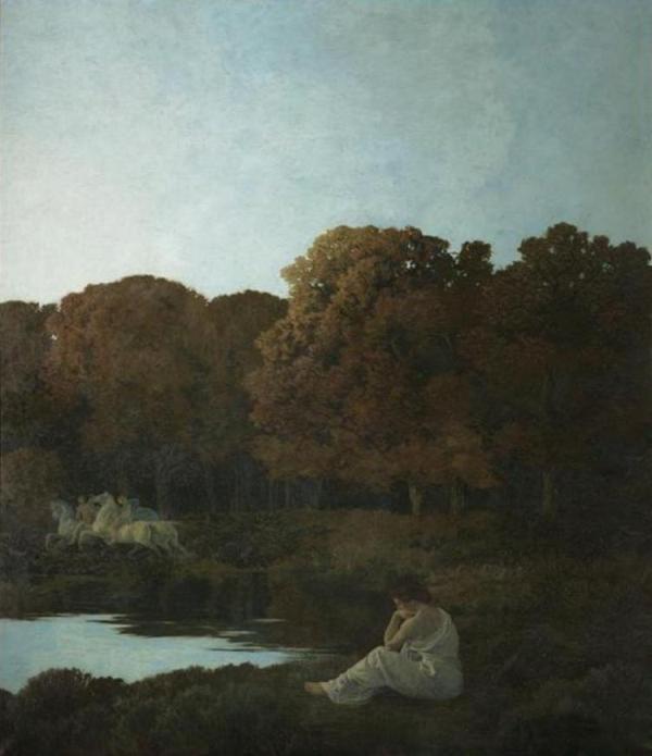 Réne Ménard - L'âge d'or (partie droite)