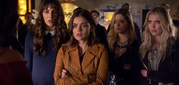 7 Key Scoops About 'Pretty Little Liars' Final 10 Episodes - PeoplesChoice
