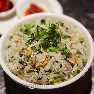 Mum's Fried Rice - by Kylie Kwong