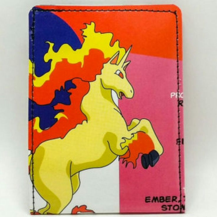 Fan favorite wallets: Pokemon!  #Pokemon  #ComicBookWallets