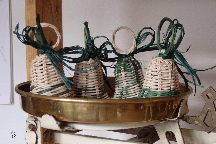 Pedigové zvonky malé - zelená sada