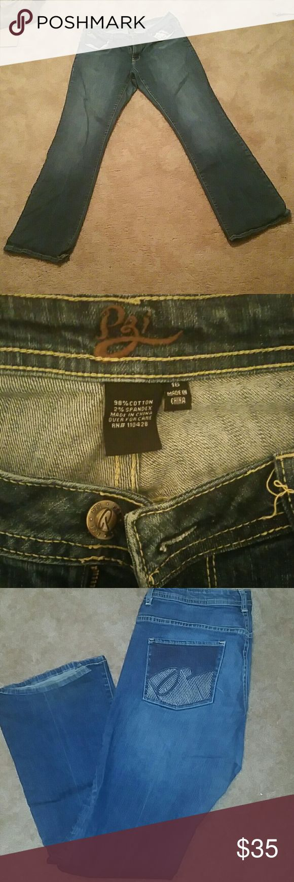 Pzi Jeans Please see pictures pzi Jeans