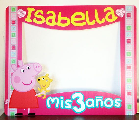 Marcos Para Fiestas on Pinterest   Women Birthday, Party Props and ...