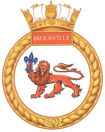 HMCS Brockville was a Bangor-class minesweeper that served with the Royal Canadian Navy during the Second World War.