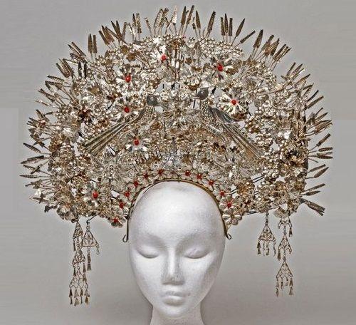 Indian Wedding Headdress: 403 Best Hair Combs: India, Sri Lanka, Indonesia Images On