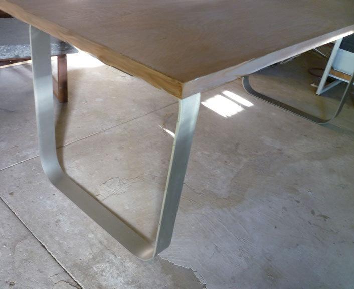 Table Legs Attach To Ikea Butcher Block Wk Coffee