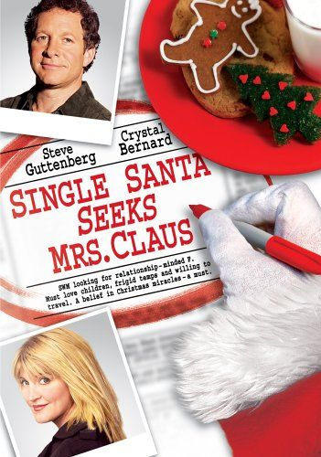 ... Bernard fansite | Portraits: Single Santa Seeks Mrs. Claus promos