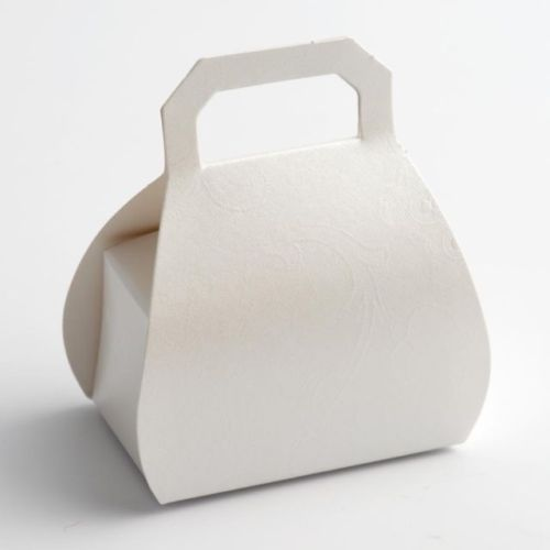 48pcs paper bags wedding/party favors in ivory colour