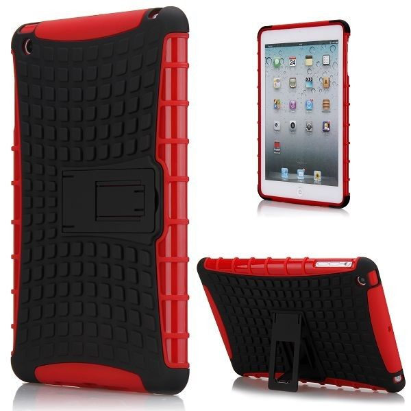 Neutronic Kick-Stand (Rød) iPad Mini Cover