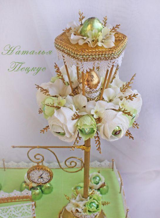 """Gallery.ru / Фото #18 - Букеты из конфет в Челябинске """"Свадьба и любовь"""" - natapetskus"""