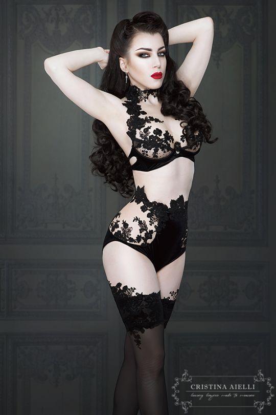 from Matthew sexy gothic women bbw