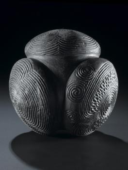 Towie ball, Aberdeenshire, 3000 BCE