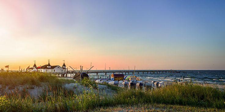 Über 1.000 Ferienhäuser und Ferienwohnungen auf Usedom einfach suchen und direkt beim Vermieter buchen.