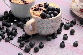 pastel en microondas de @yuyacst