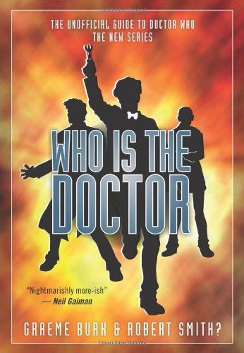 Who Is the Doctor: The Unofficial Guide to Doctor Who-The New Series @ niftywarehouse.com #NiftyWarehouse #DoctorWho #DrWho #Whovians #SciFi #ScienceFiction #BBC #Show #TV
