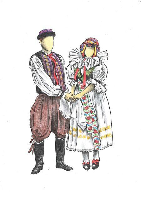 Východní Morava v lidové tradici - Východní Morava